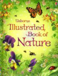 Usborne Illustrated Book Of Nature - 2839965575