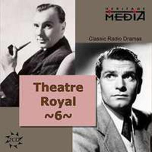 Theater Royal: R L Stevenson & H G Wells 6 - 2840334606