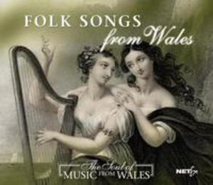 Folk Songs From Wales - 2839407176