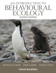 An Introduction To Behavioural Ecology - 2851182839