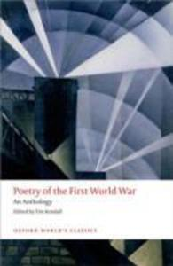 Poetry Of The First World War - 2840070951
