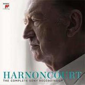 Harnoncourt-the Complete - 2874189131