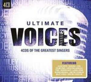 Ultimate Voices / Various (Uk) - 2840351573
