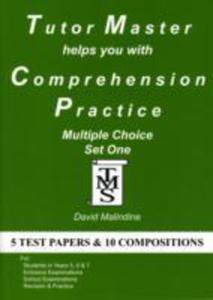 Tutor Master Helps You With Comprehension Practice - 2839958610