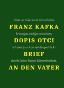 Dopis Otci / Brief An Den Vater - 2840358445