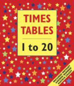 Times Tables - 1 To 20 - 2846928088