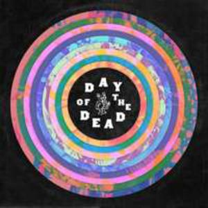 Day Of The Dead-red Hot - 2840369503