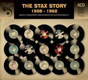Stax Story 1958 To 1962 - 2840418818