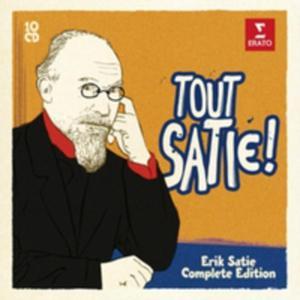 Tout Satie! - Complete Ed - 2840300877