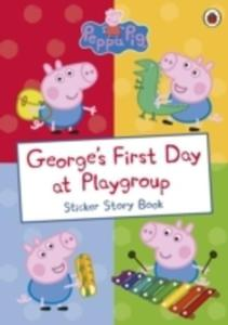 George's First Day At Playgroup - 2846072740
