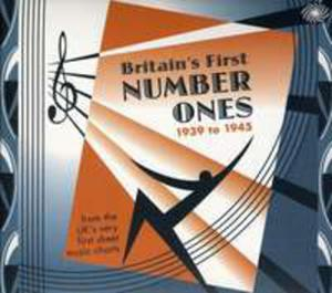 Britain's First Number On - 2839317820