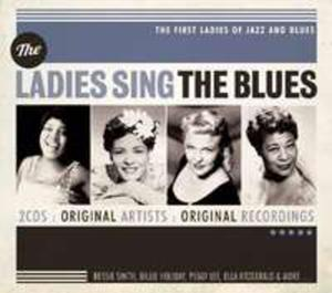 Ladies Sing The Blues - 2840466031