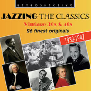 Jazzing The Classics - 2843705286