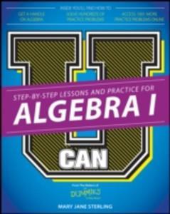 U Can: Algebra I For Dummies - 2840139498