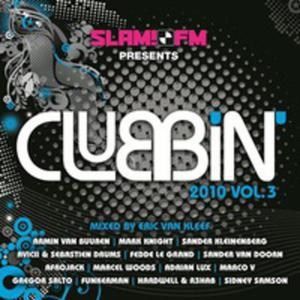 Clubbin' 2010 Vol. 3 - 2839362309