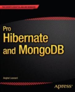 Pro Hibernate And Mongodb - 2849939903