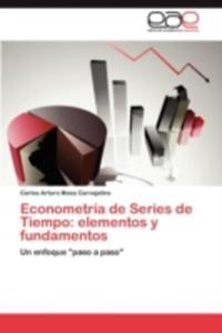 Econometria De Series De Tiempo - 2860371814