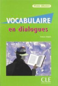 Vocabulaire En Dialogues Debutant + Cd - 2839760025