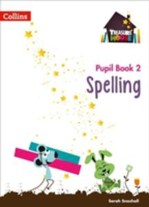 Year 2 Spelling Pupil Book - 2842831446