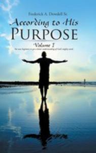 According To His Purpose - 2853959007