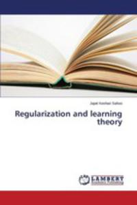 Regularization And Learning Theory - 2857257282