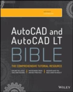 Autocad 2015 And Autocad Lt 2015 Bible - 2840041228