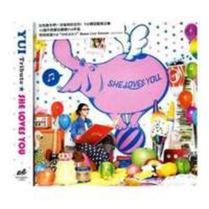 She Loves You (Tribute To Yui) / R�ni Wykonawcy (Hk) - 2840830943