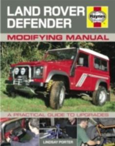 Land Rover Defender Modifying Manual - 2842813983