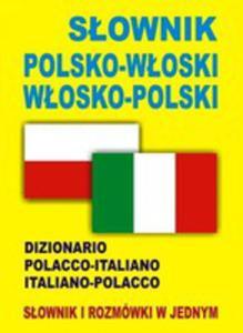 Słownik Polsko-włoski, Włosko-polski - 2868704258