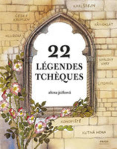 Légendes Tchéques / 22 Českých Legend (Francouzsky) - 2839633633