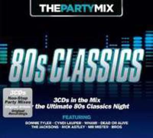 Party Mix - 80s Classics - 2839660689