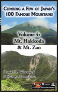 Climbing A Few Of Japan's 100 Famous Mountains - Volume 4 - 2852919682