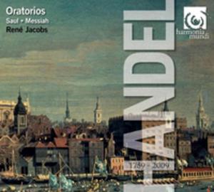 Handel 1759 - 2009 - Oratorios: Messiah, Saul - 2839240922