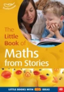 The Little Book Of Maths From Stories - 2839930940