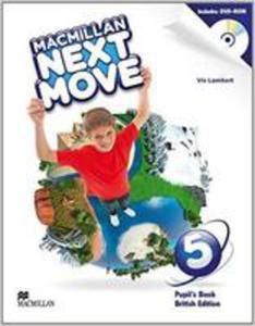 Macmillan Next Move 5 Pb Macmillan - 2870886399