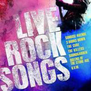 Live Rock Songs - 2839444377