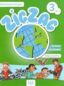 Zig Zag 3 Podręcznik - 2840324704