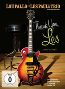 Thank You Les. . - Dvd + Cd - - 2839334893