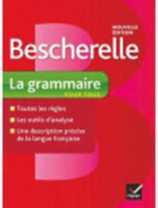 Bescherelle 3 Grammaire Wyd. 2012 - 2848173893