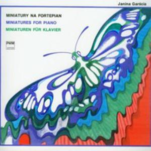 Miniatury Na Fortepian Op.5 - 2839278074