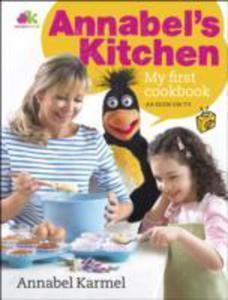 Annabel's Kitchen: My First Cookbook - 2839852414