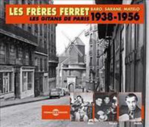 Les Gitans De Paris. . - 2839359235