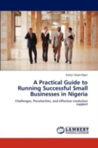 A Practical Guide To Running Successful Small Businesses In Nigeria - 2857141930