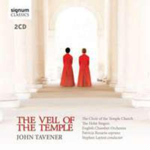The Veil Of The Temple - 2839624881