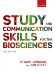 Study And Communication Skills For The Biosciences - 2839991344