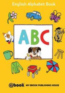 Abc - English Alphabet Book - 2871248504