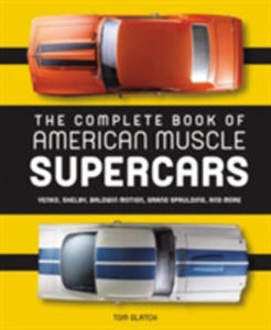 The Complete Book Of American Muscle Supercars - 2843708344