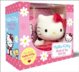 Hello Kitty Best Friends Book And Toy Gift Set - 2840066945