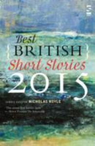 Best British Short Stories 2015 - 2840850656