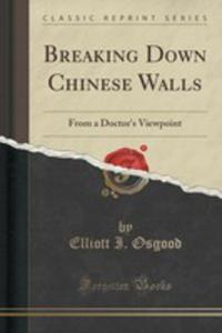 Breaking Down Chinese Walls - 2855184968